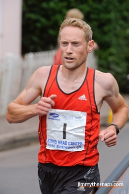 James Baker - Mens Winner 2009