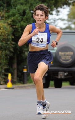 Caroline Wood - Womens Winner 2009